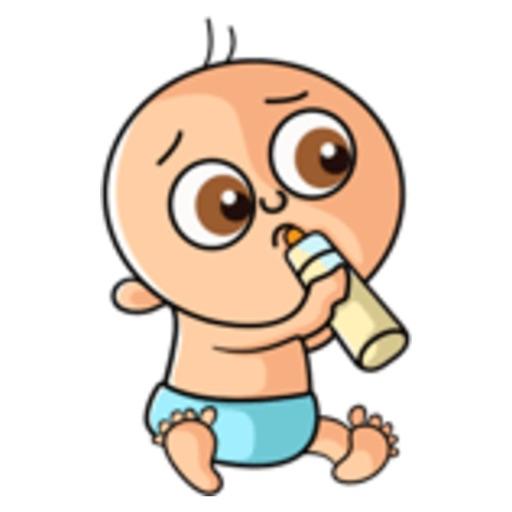 Danny - Cute Kid stickers