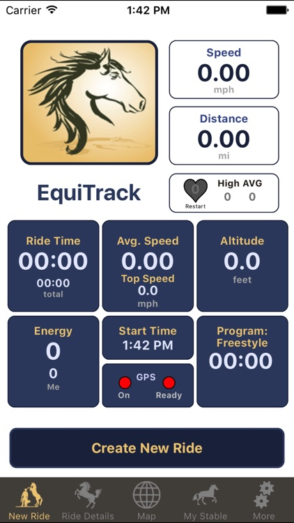 EquiTrack - Equine Training