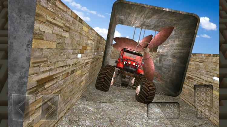 3D Maze Adventure Driving 2018 screenshot-4