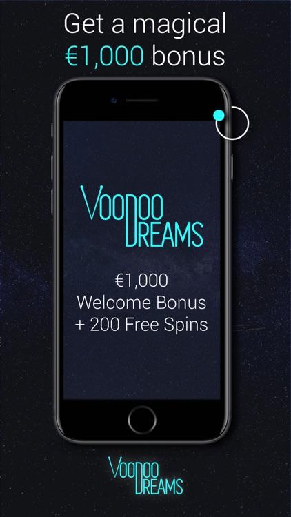 Voodoo Dreams Mobile Casino