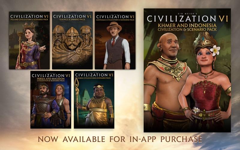 800x500bb 2018年2月8日Macアプリセール ストラテジー・シミュレーションゲームアプリ「Civilization VI」が値下げ!