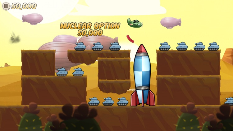 Sausage Bomber screenshot-4