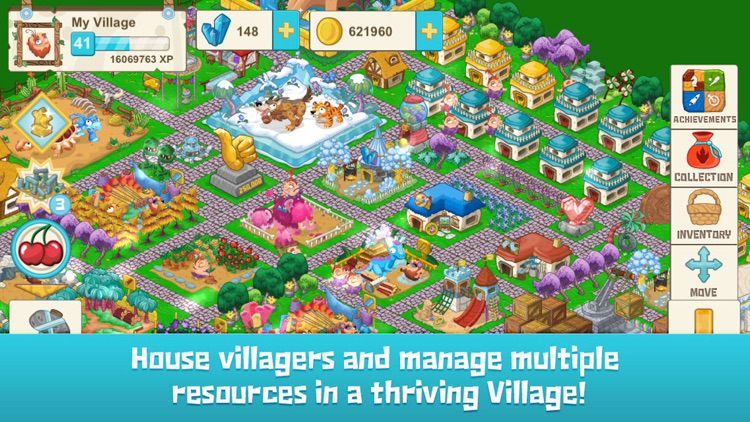 Tiny Village screenshot-3