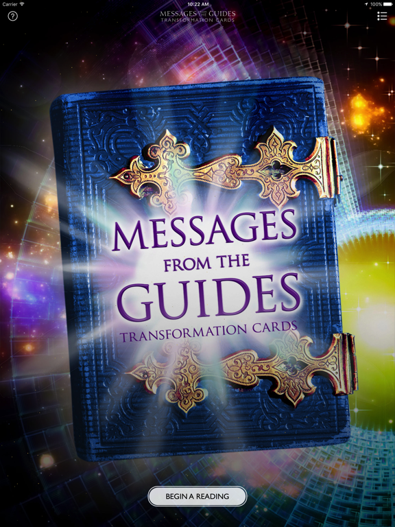 Messages from the Guides screenshot 6