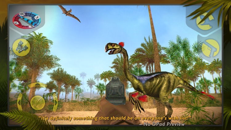 Carnivores:Dinosaur Hunter Pro screenshot-5