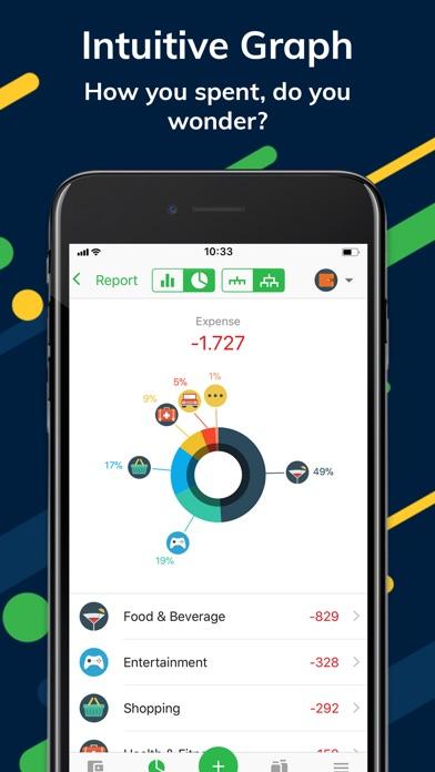 Money Lover +: Expense Tracker Screenshots