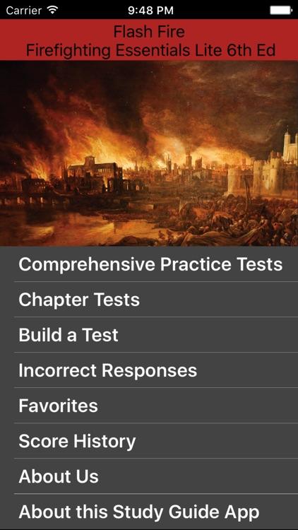 Firefighting I/II Exam Prep Lt