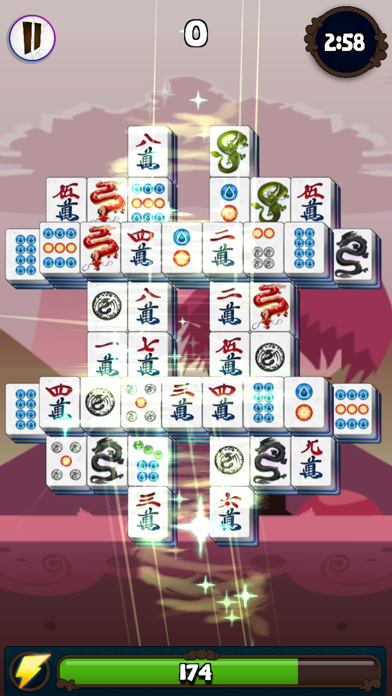 3 Minute Mahjong screenshot 4