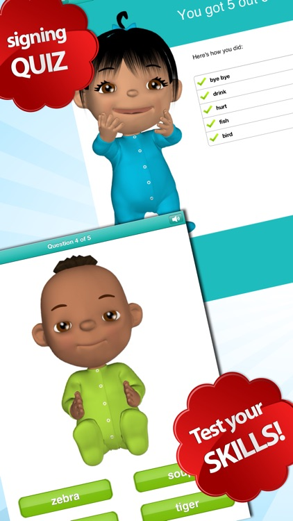 Baby Sign and Learn - American Sign Language Pro screenshot-3