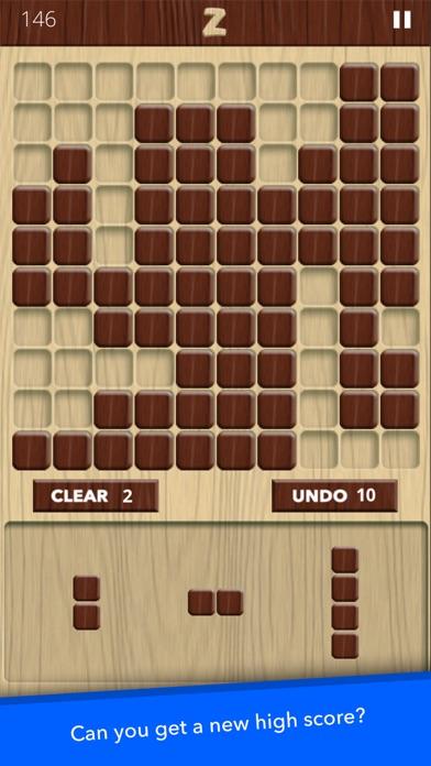 Zen Blocks - Wood Puzzle Game screenshot three