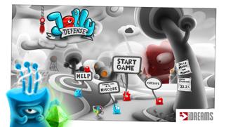 Скриншот №4 к Jelly Defense