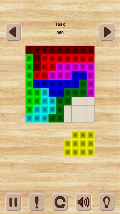 Color Puzzle. Classic edition screenshot-4