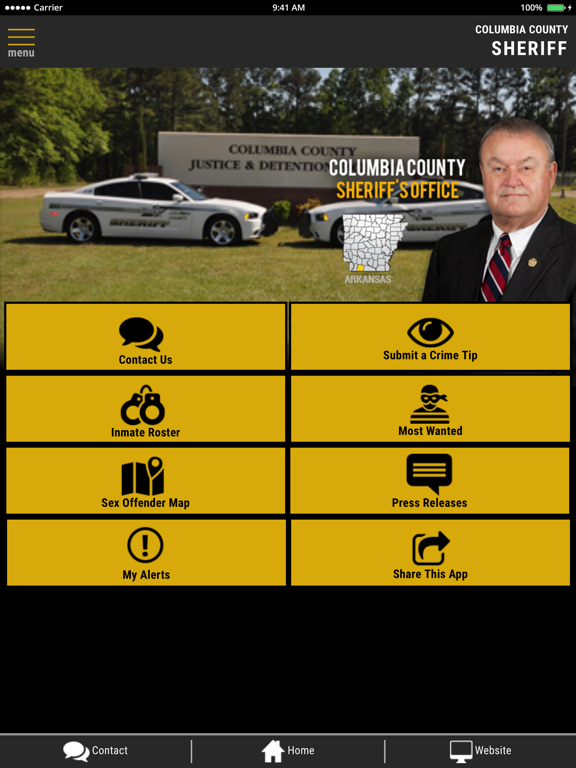 Columbia County Sheriff AR | App Price Drops