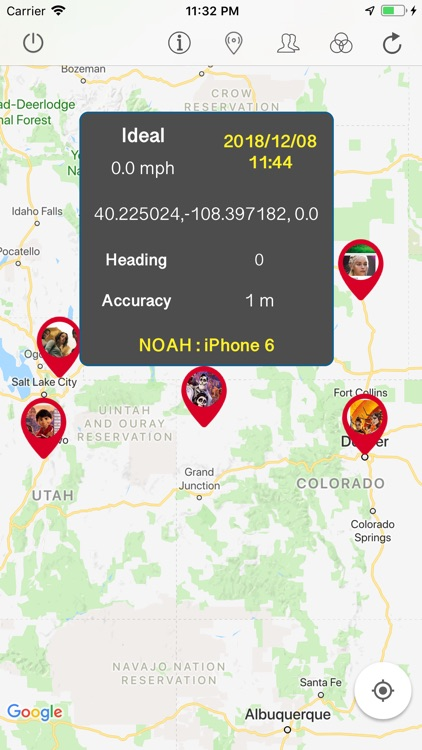 Family Finder - Friend Locator