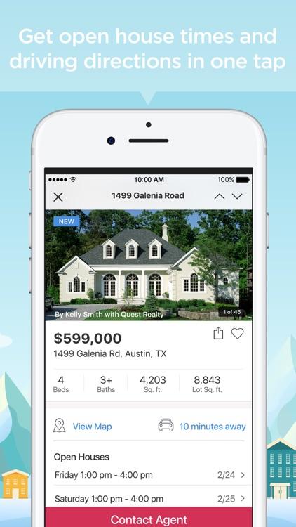 Realtor.com Real Estate, Homes screenshot-3