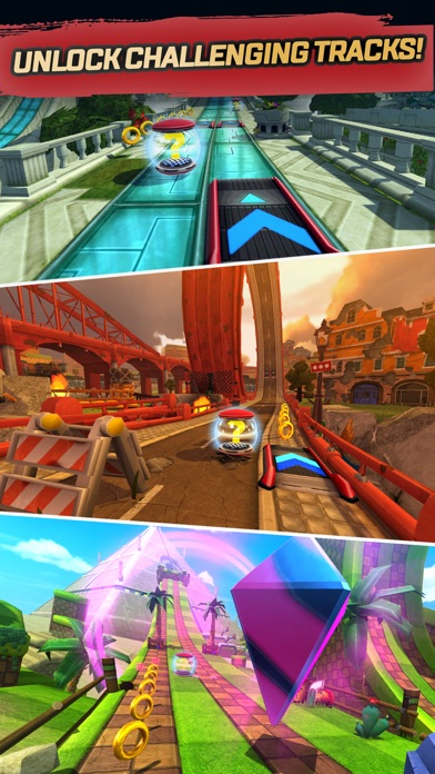 Sonic Forces - Racing Battle screenshot 3