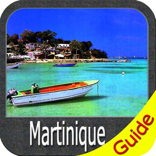 Martinique charts GPS maps Navigator