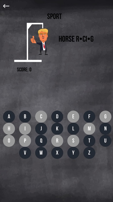 Classic Hangman Game - screenshot two
