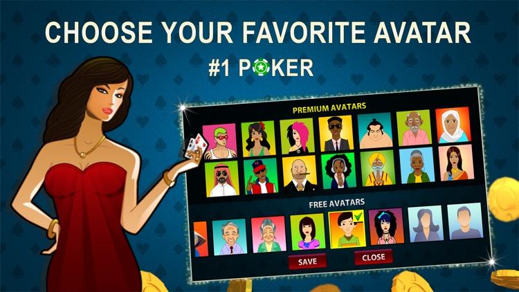 Texas Hold'em Poker Online screenshot-4