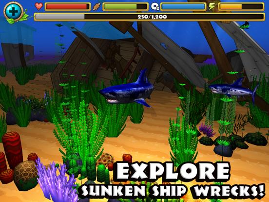 Скачать Wildlife Simulator: Shark
