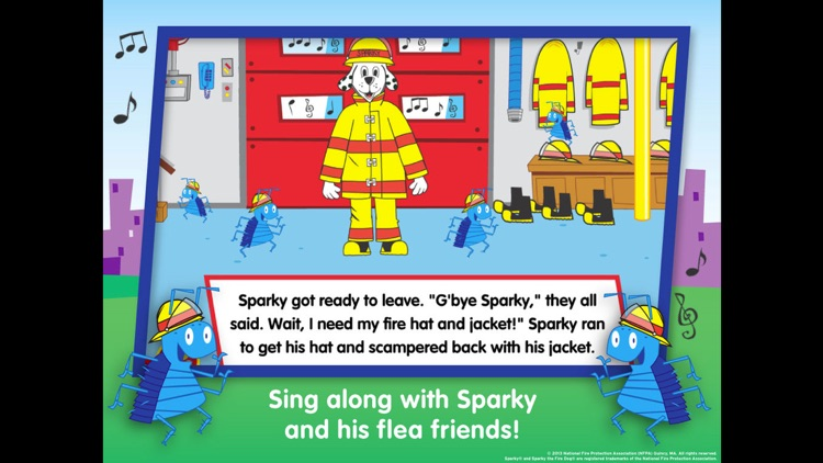Sparky's Birthday Surprise