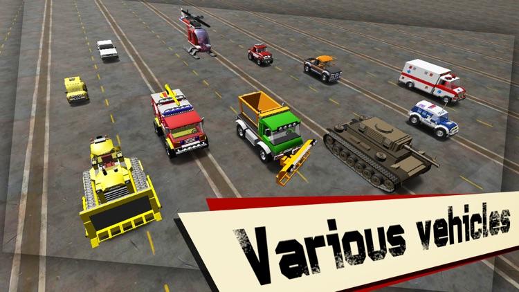 汽车模拟驾驶-越野车高速赛车游戏