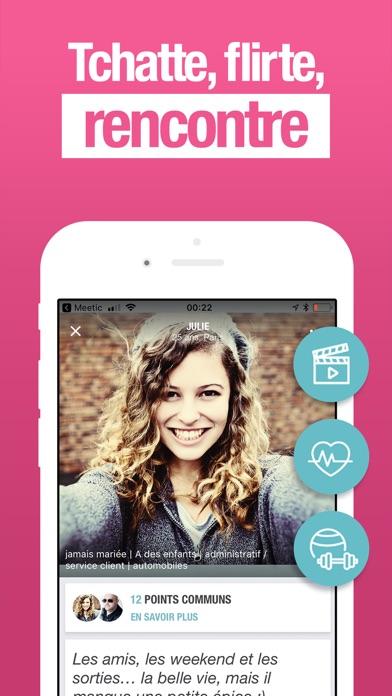 download Meetic: Dating & Evènements apps 1