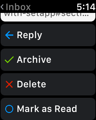 Screenshot #10 for Canary Mail