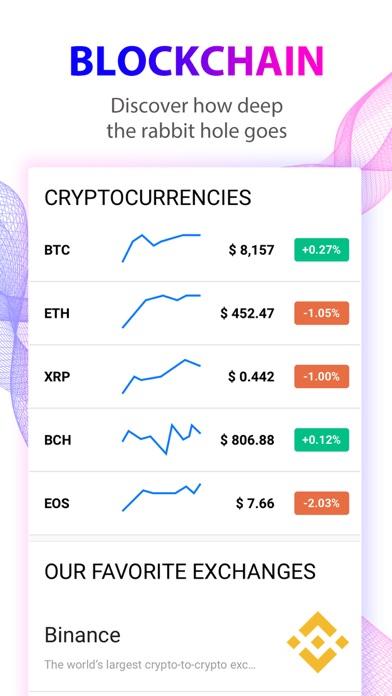 Quarry: Crypto News & Trends screenshot two