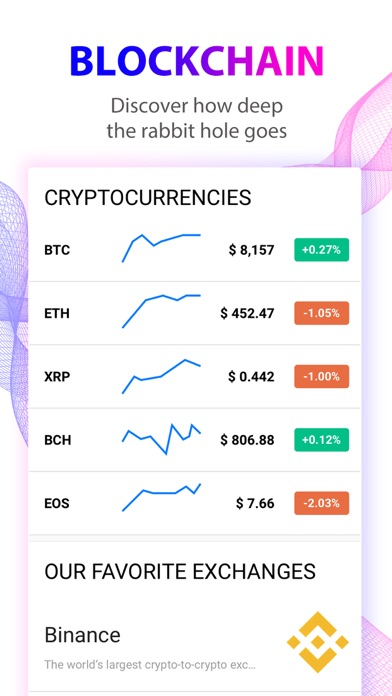 Quarry: Crypto News & Trends screenshot two