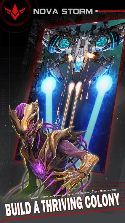 Nova Storm: Stellar Empires