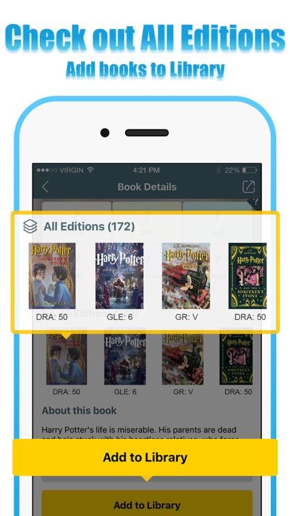 Literacy Leveler - Lit Lexile screenshot-4