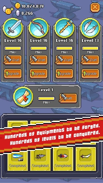 The Mighty Hero screenshot-4