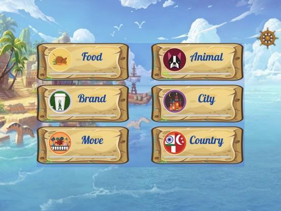 Seabeach WordTag screenshot #2