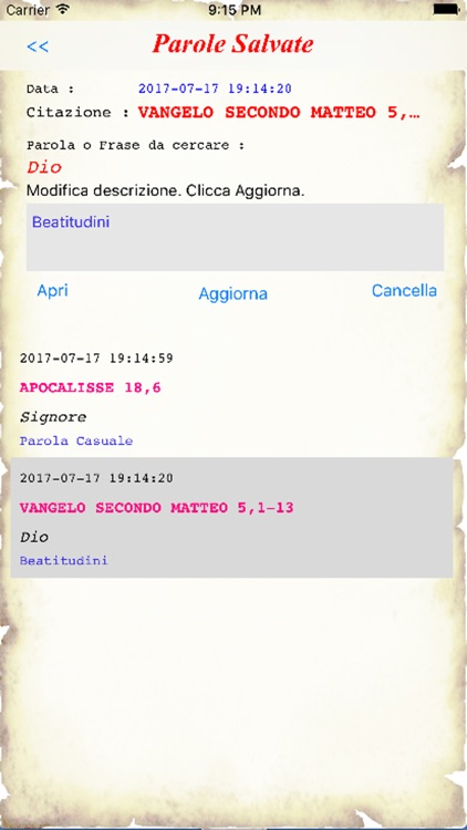 Bibbia di Gerusalemme screenshot-4