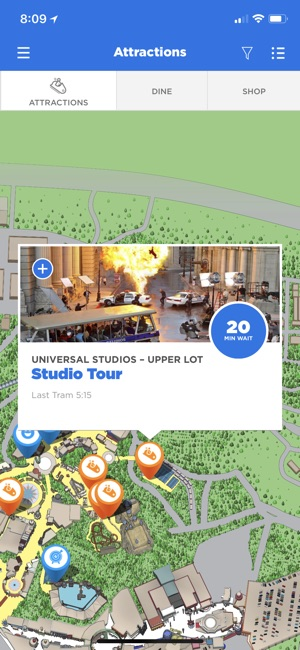 Universal Studios Hollywood On The App Store