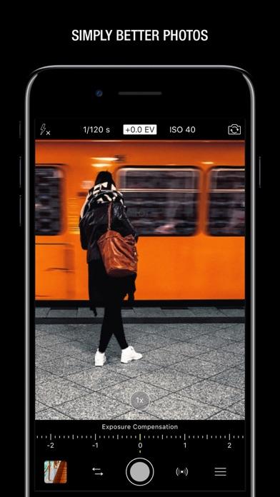 ProCamera. screenshot 1