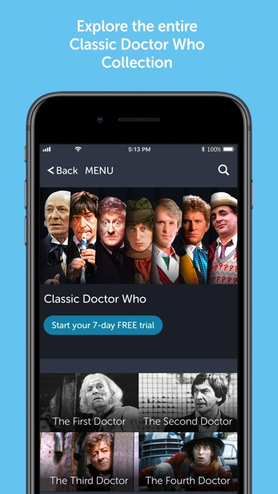 BritBox by BBC & ITV Screenshot