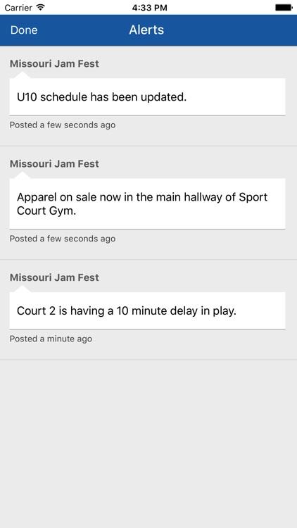 TeamSnap Tournaments screenshot-4