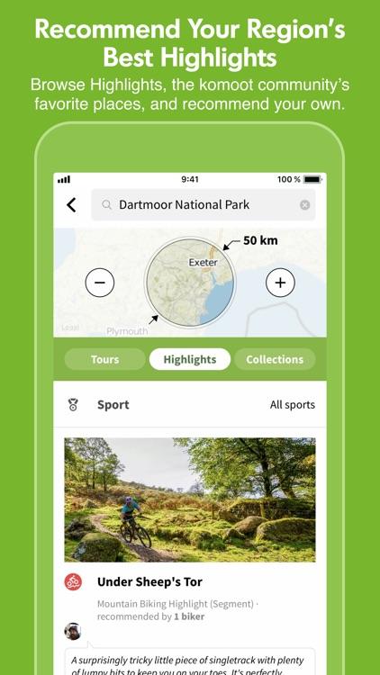 Komoot — Cycling & Hiking Maps screenshot-8
