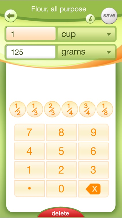Kitchen Calculator PRO screenshot-4