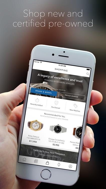 WatchBox - Buy, Sell & Trade screenshot-3