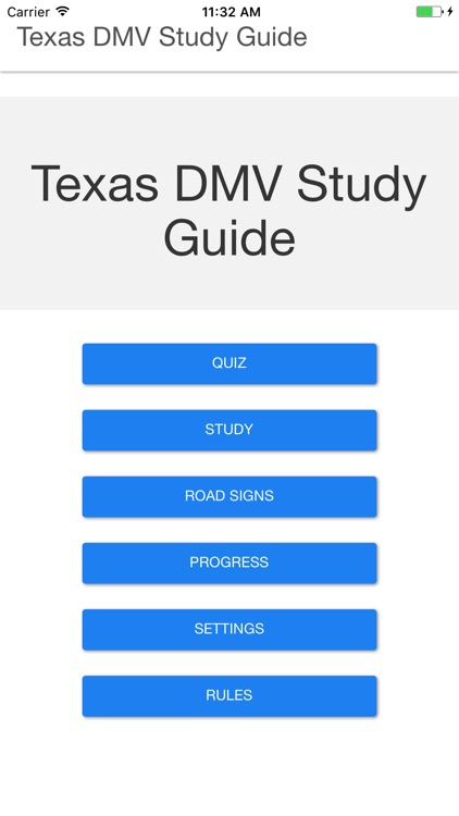 Texas DMV Study Guide by James Kelly