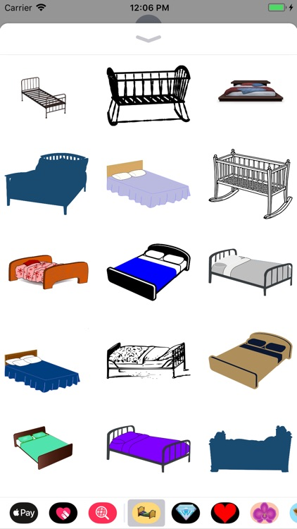 Bed Stickers screenshot-3