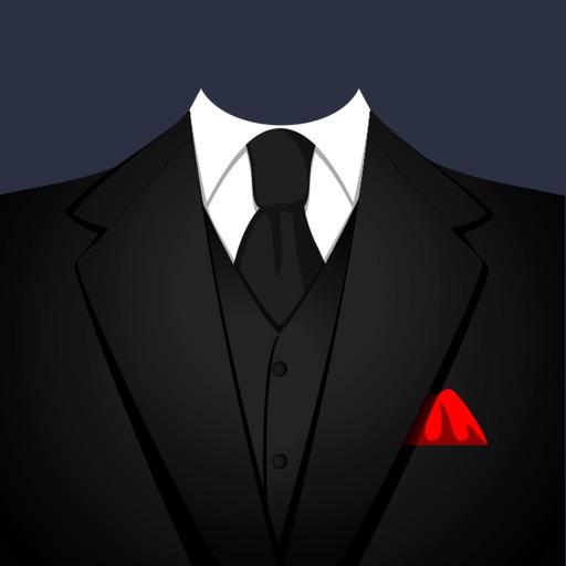 Elegant Gentleman Stickers