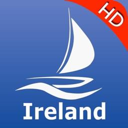 Ireland nautical charts Pro