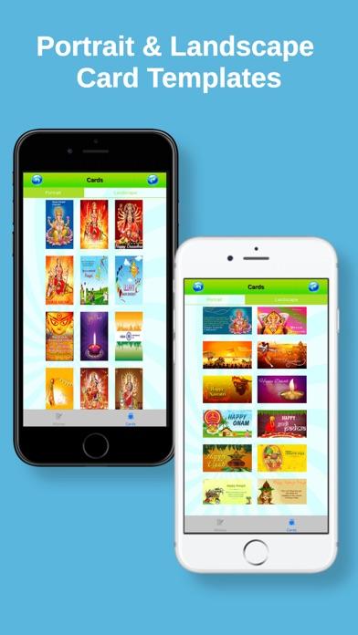 Hindu Festivals Greeting Cards screenshot 2