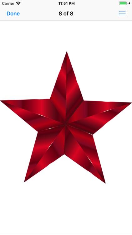 Shining Star Sticker Pack screenshot-4