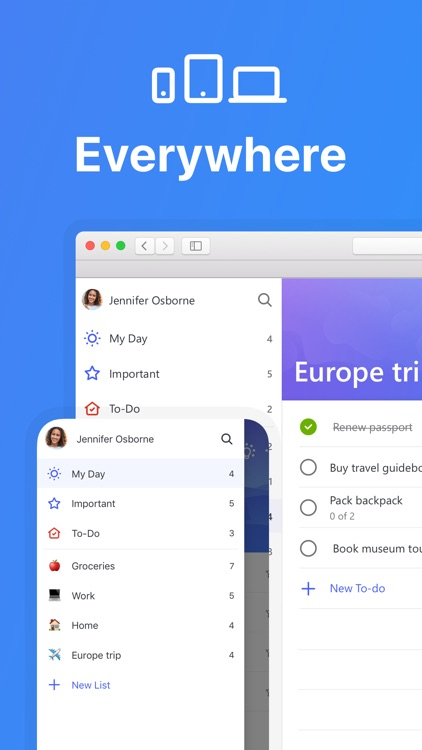 Microsoft To-Do screenshot-0