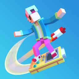 Twisty Board 1 - Missile Game